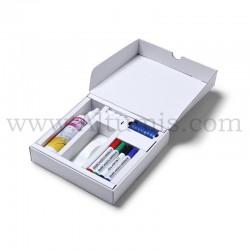 Kit Marqueur pour tableau blanc SCRITTO