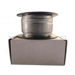 Bobines de cable en acier galvanise