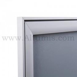 Cadre Clic-Clac d'affichage - Profil 37mm