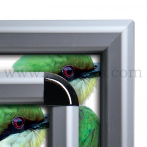 32mm Security Snap frame profile