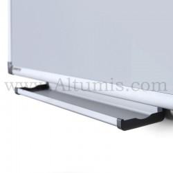 Whiteboard vitreous enamel
