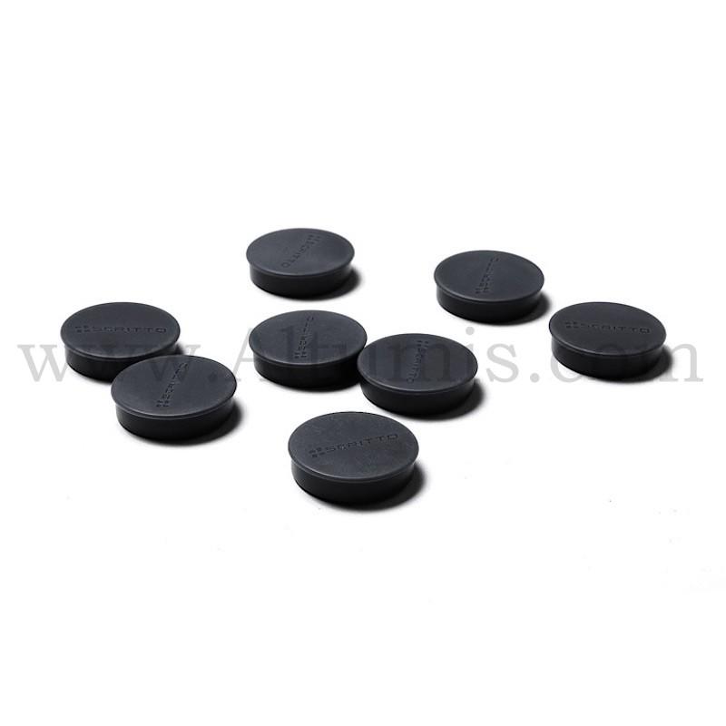 35mm Diameter Magnet Pack 8 pieces