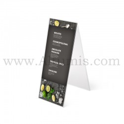 Porte-document en plexiglas - A. altumis