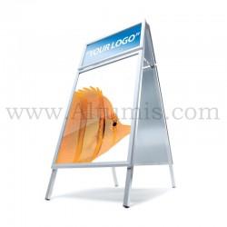 A-board Profile 32mm LOGO