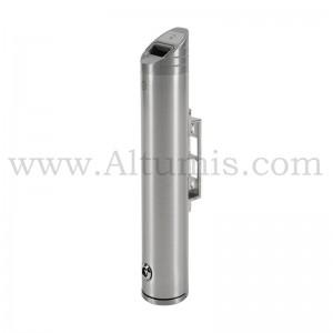 Cylindrical ashtray