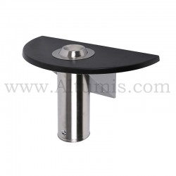 Cendrier table fixation murale