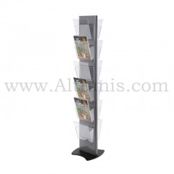 TORRE Brochure Stand 12 x A4