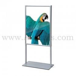 Poster frame stand A1