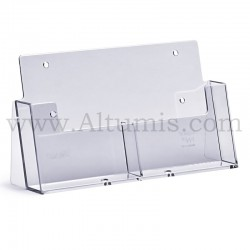 A6 (105 x 148 mm) Brochures Holders