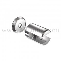 Shelf-Panel Support Up to 8 mm avec platine