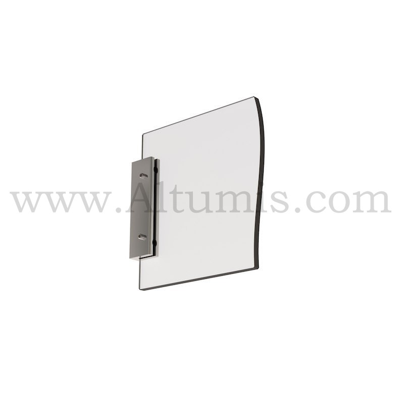 Perpendicular wall clamp sign 80