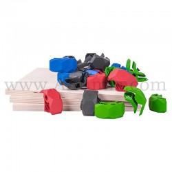 Connecteurs 105° - Pack 4 pièces - PlayWood.it by Altumis