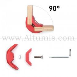 Connecteurs 90° - Pack 4 pièces - PlayWood by Altumis