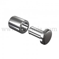 Pierced Standoff Diameter 18 mm