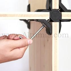 Connecteurs croix 90° - Pack 2 pièces - PlayWood by Altumis