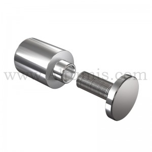 Stainless Steel Standoff Dia. 18 / L. 22