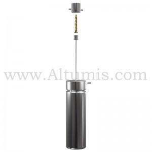 Kit Cable Lest - signalétique suspendu par cable - Altumis