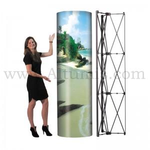 Pop-Up Magnetic Tower est le produit idéal pour les expositions, salons, congrès, foires