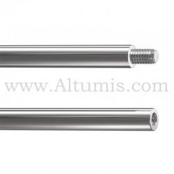 Tige Inox Diametre 6 mm et longueur 1,5M