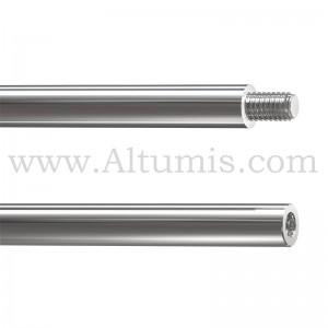Tige Inox diametre 10 mm et longueur 1 M