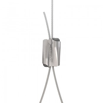 HF Express N°2 (15 to 45KG). Hanging cable systems for signage