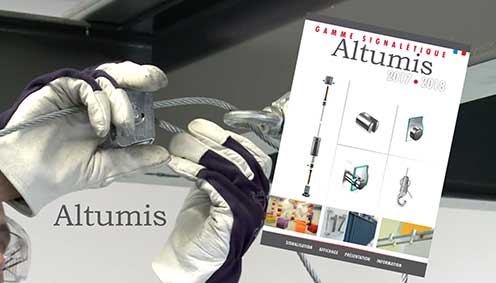 Altumis Gripple Catenary CTI indoor
